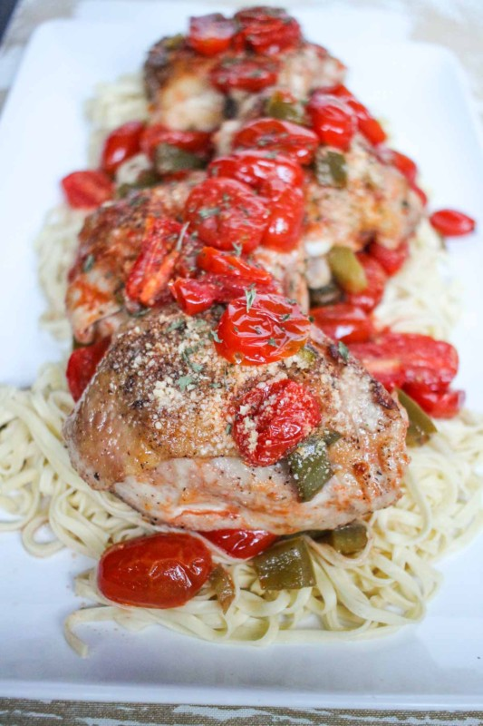 roasted-tomato-and-white-wine-chicken-thighs-4