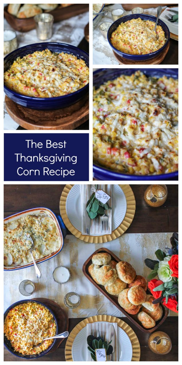 The most delicious thanksgiving corn recipe thekittchen for The most delicious recipes