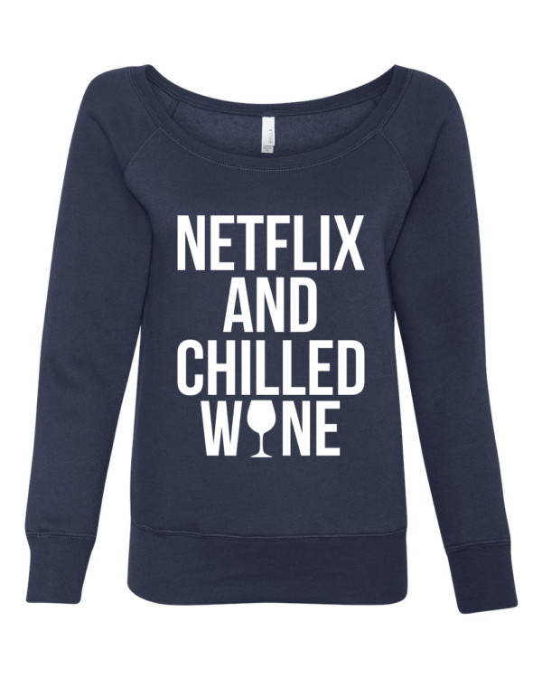netflix-and-chilled-wine-sweater