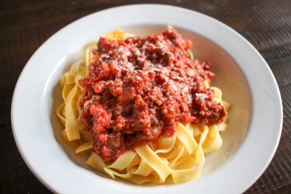 30 Minute Bolognese-2