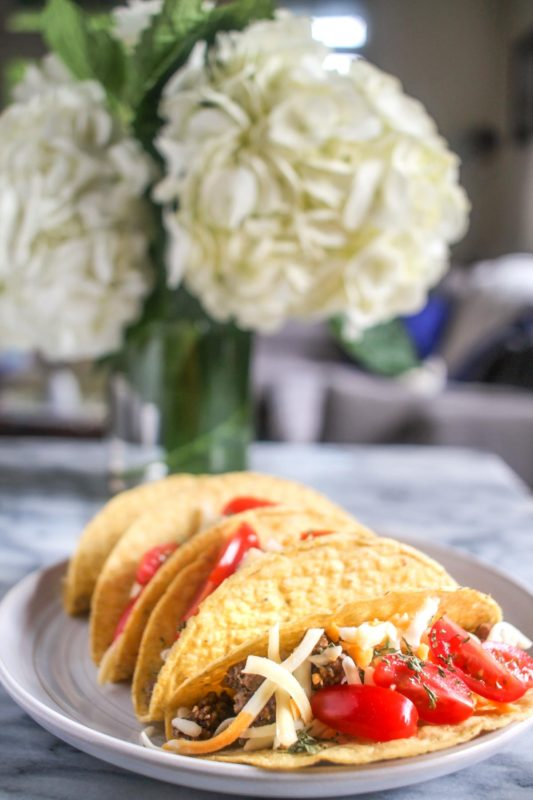 Classic Beef Tacos with Homemade Seasoning-3