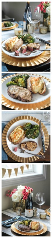filet-mignon-with-a-garlic-mustard-sauce