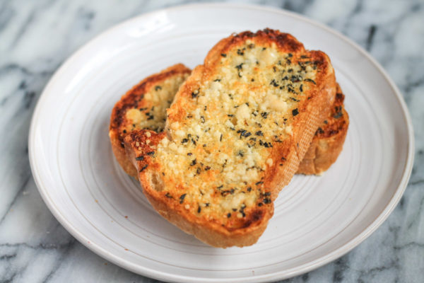 The Best Garlic Bread-5