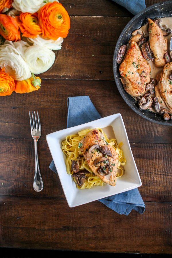 Sherry Chicken Recipe