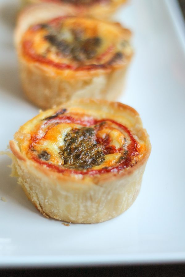 Mini Quiches (as seen on the Steve Harvey Show)