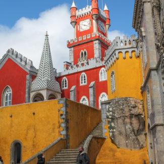 Exploring Sintra, Portugal