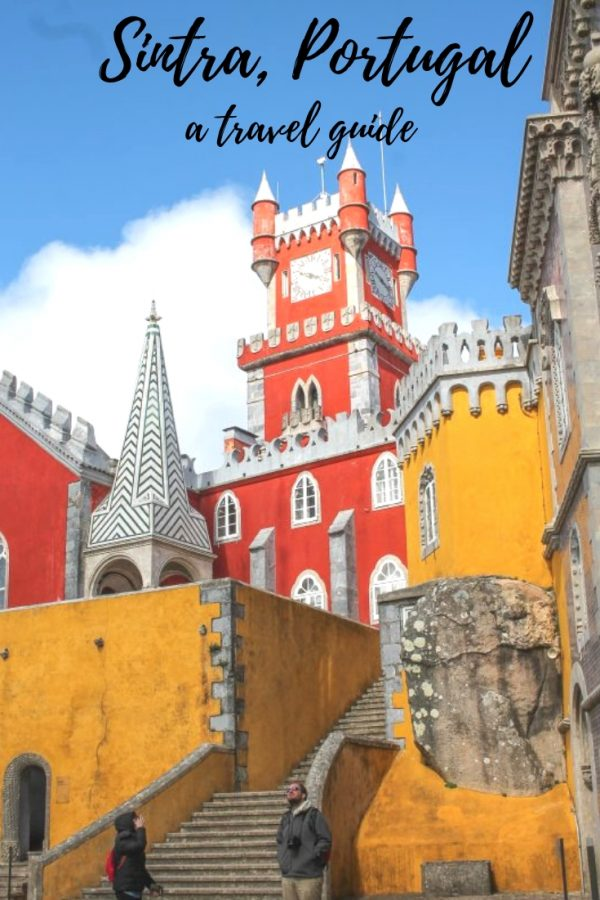 Sintra, Portugal Travel Guide | Sintra is a small city with stunning castles that is an easy day trip from Lisbon