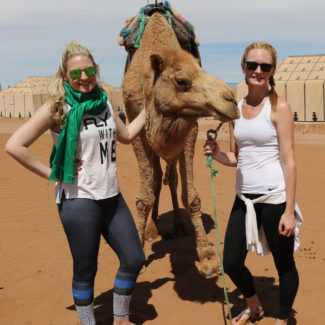 Glamping in the Sahara Desert Part 2