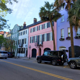 Charleston for a Weekend