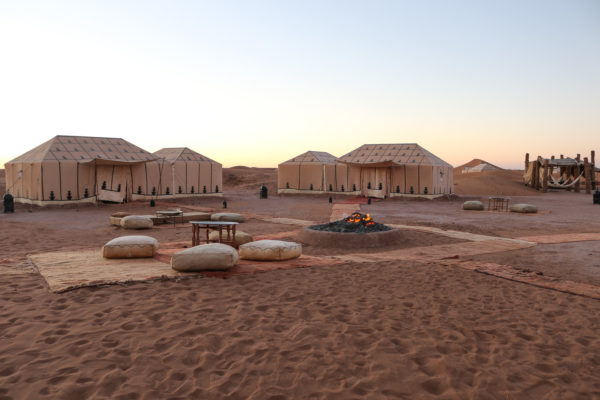 Everything you need to know about glamping in Morocco