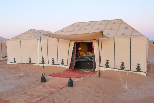 Glamping in Morocco - a full recap of the experience