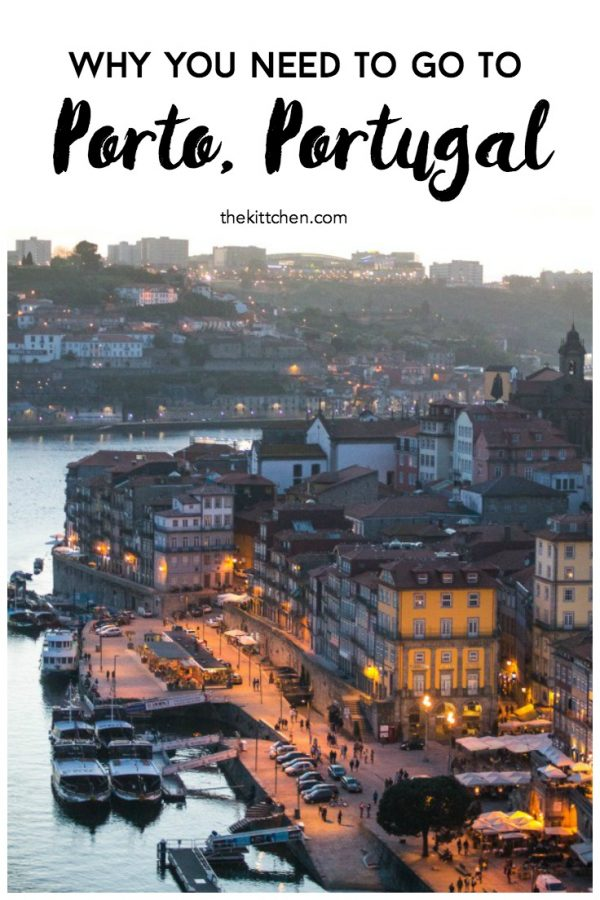A guide to Porto Portugal | Porto is your quintessential small European city. It has colorful buildings, narrow streets lined with cafés, castles, churches, and charm.