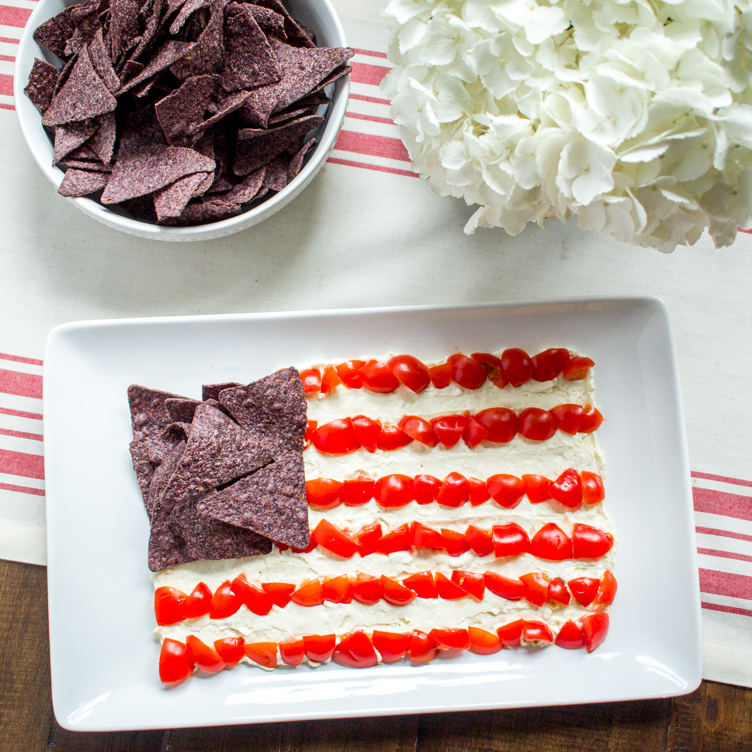 An Easy Appetizer For The 4th Of July