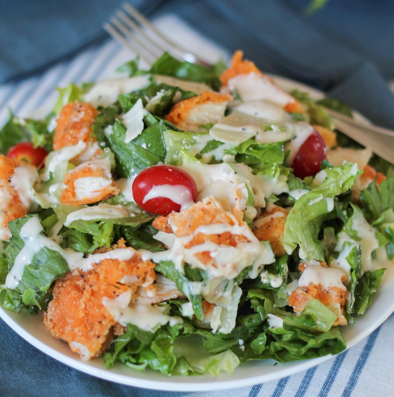 Wendys Menu Salads Summer Salads from Wen...