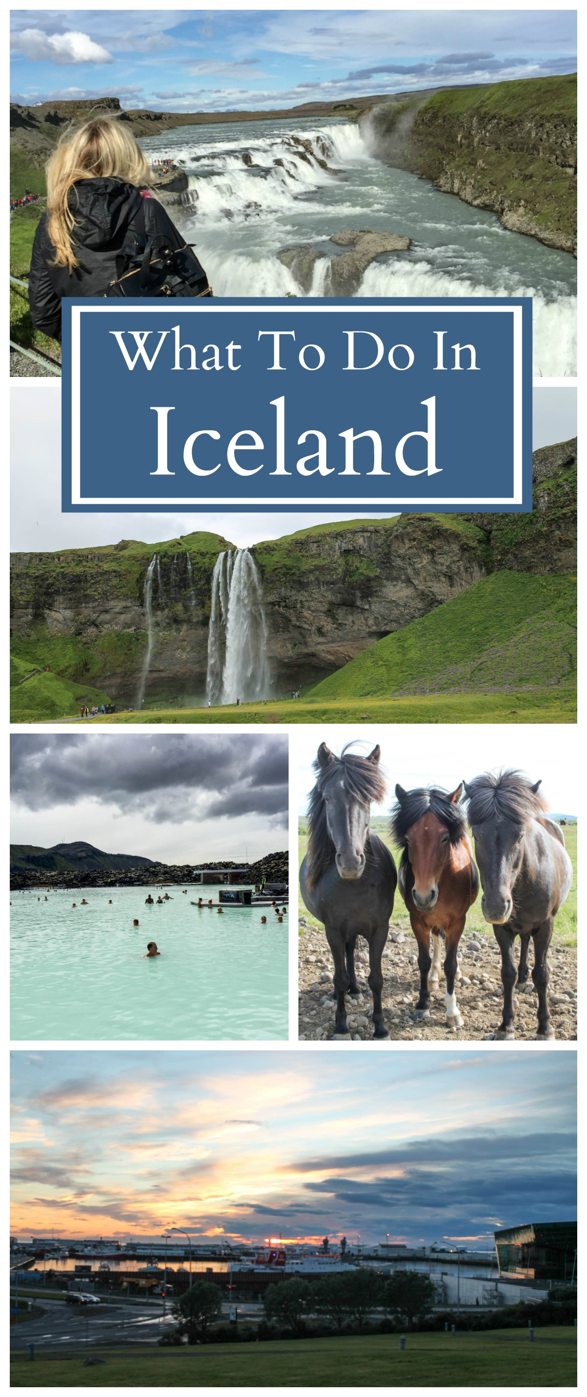What to do in Iceland - a comprehensive guide of where to stay, what to eat, what to do, and what to pack.