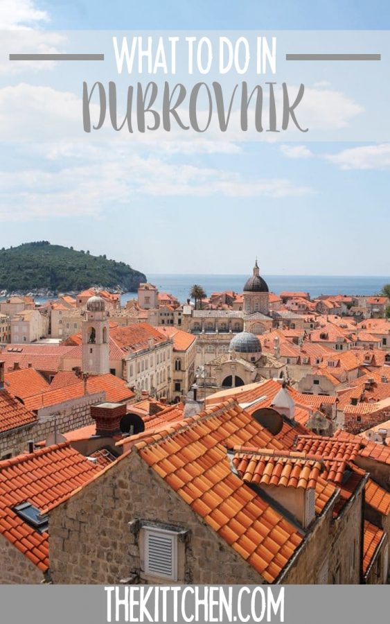 What to do in Dubrovnik, a complete travel guide including where to stay and eat and what to do.