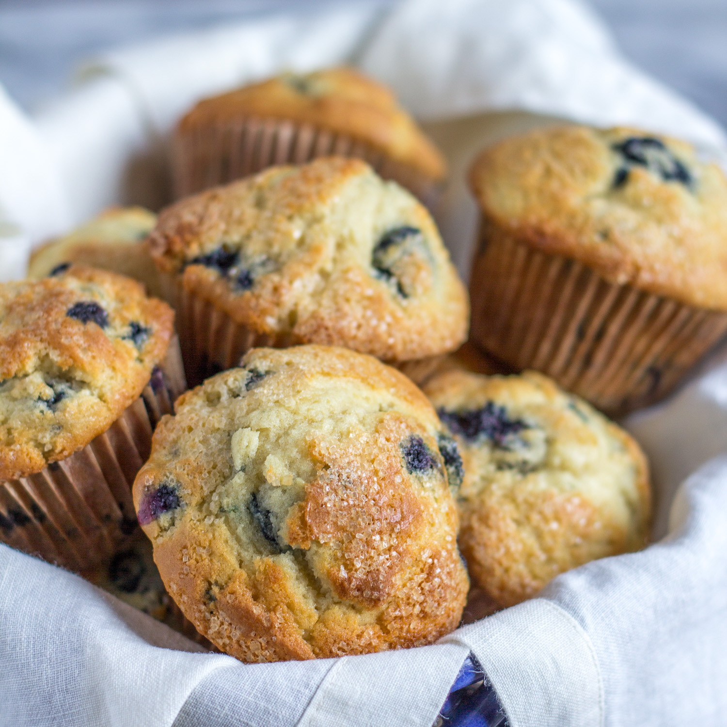 My Basic Muffin Recipe