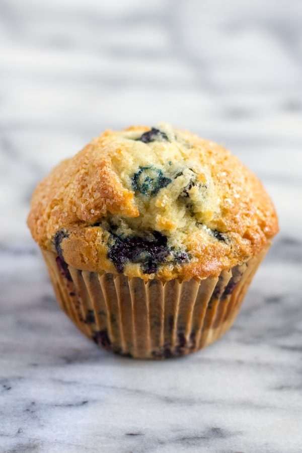 The perfect blueberry muffin recipe!