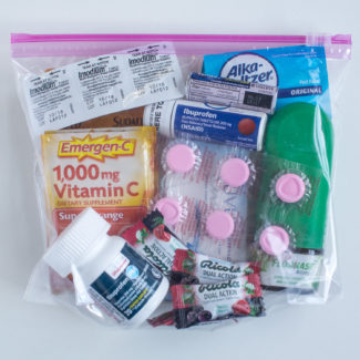 What Medicines to Pack for a Trip Abroad