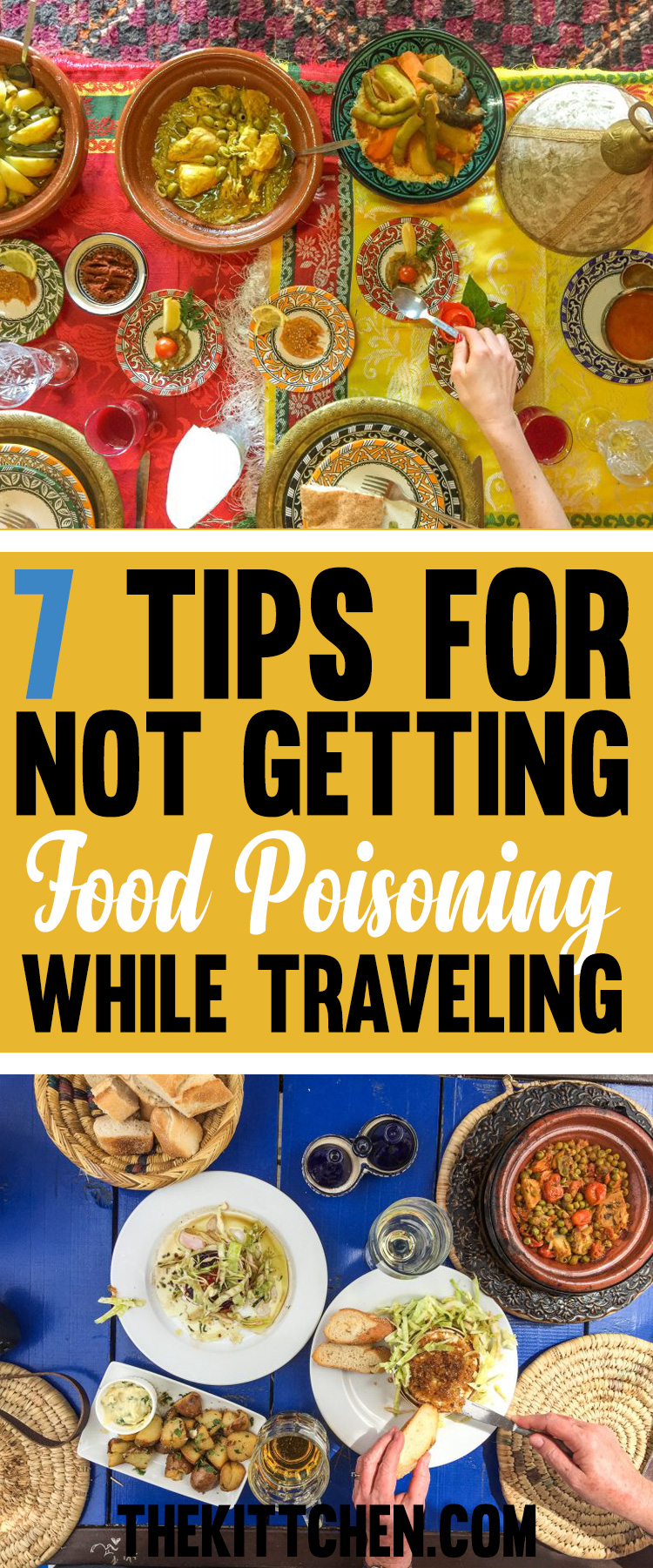 Tips for not getting food poisoning while traveling thekittchen do you have any tips share them in the comments forumfinder Images