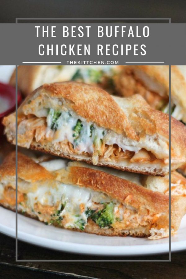 Best Buffalo Chicken Recipes | From appetizers to dinner recipes these are the best buffalo chicken recipes!
