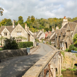 A Cotswolds Day Trip: Castle Combe and Lacock