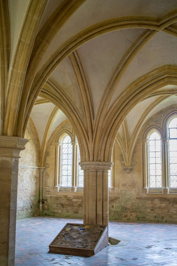 Harry Potter Filming Locations - Lacock Abbey