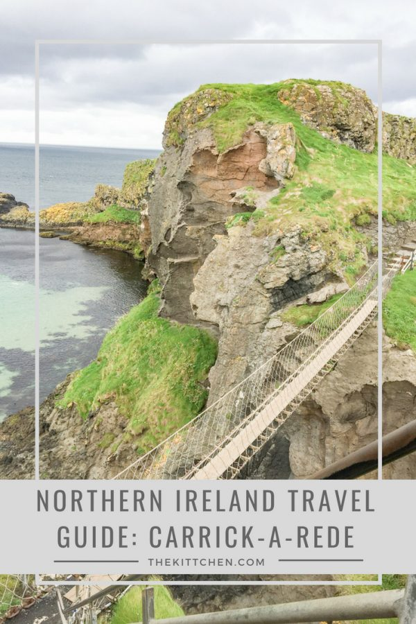 Game of Thrones Filming Locations in Northern Ireland - Carrick-e-Rede