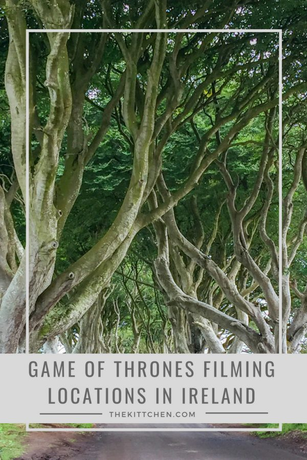 The Game of Thrones Filming Locations to Visit in Northern Ireland | A complete travel guide #ireland #gameofthrones