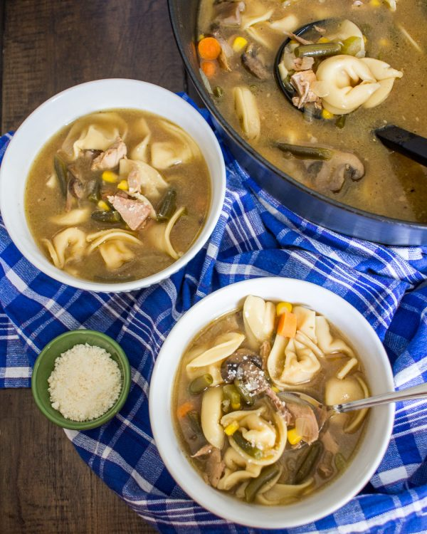 How to Make Turkey Soup from Scratch