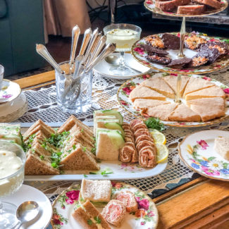 An Afternoon Tea Cooking Class in London