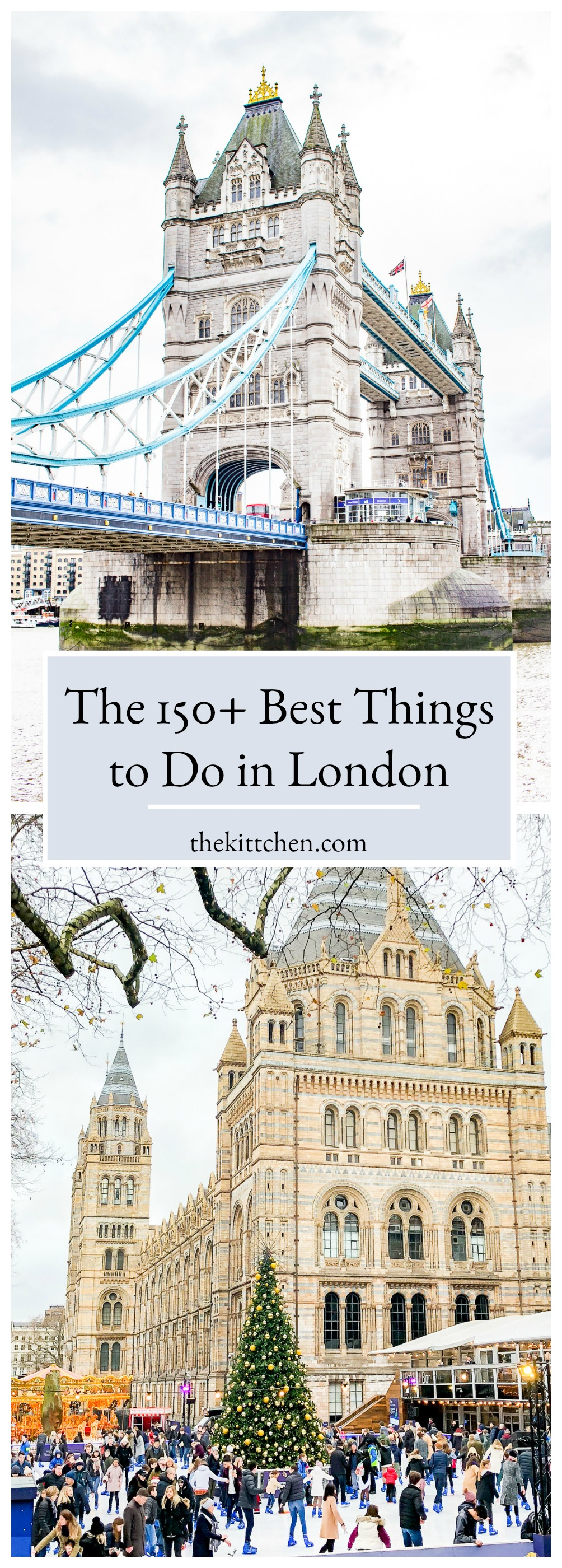 150+ Things to do in London - a complete guide to all of the best things to do in London!