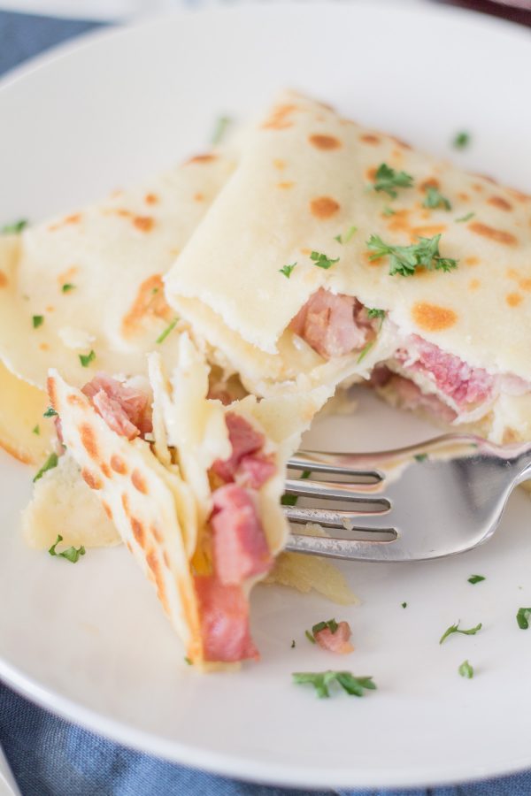 How to Make Crepes - the best basic crepe recipe
