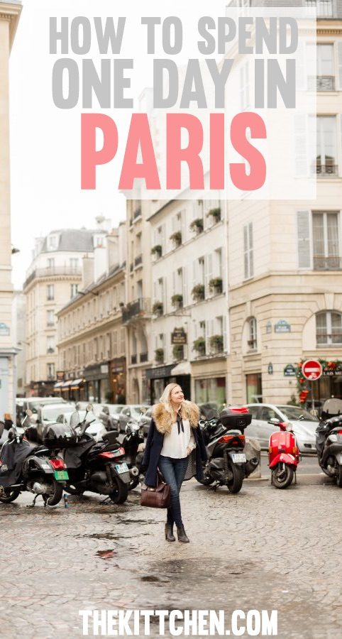 How to Spend One Day in Paris
