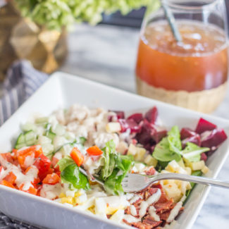 The Allis Chopped Salad (copy-cat recipe)