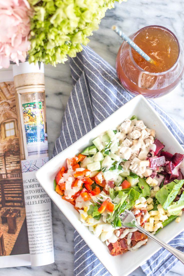 The Allis Chopped Salad (copy-cat recipe)