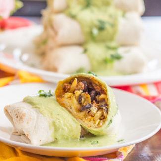 The Best Breakfast Burritos