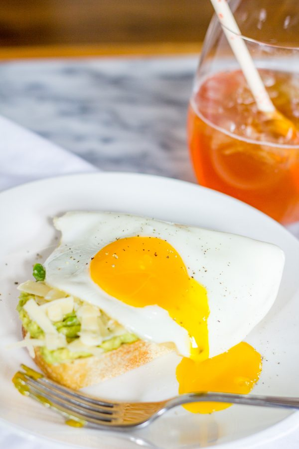Learn how to make perfect sunny side up eggs