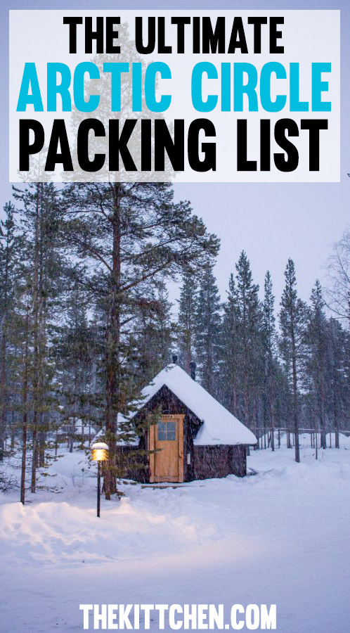 The Ultimate Arctic Circle Packing List