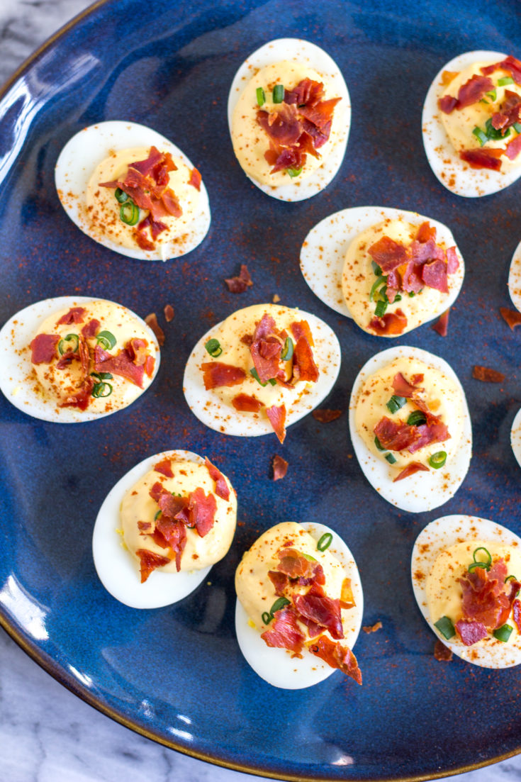 The Best Deviled Egg Recipe