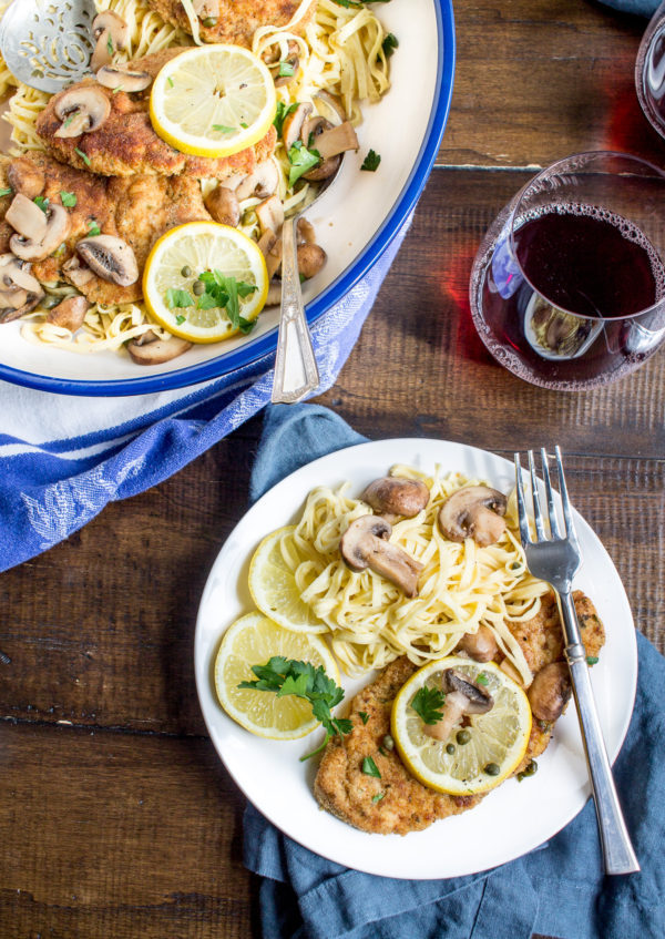 Chicken Piccata is a fantastic meal filled with fresh flavors that will have you thinking of Spring. It is easy enough to prepare on a weeknight, but sophisticated enough to serve for a special occasion. You might want to serve it for Easter dinner.