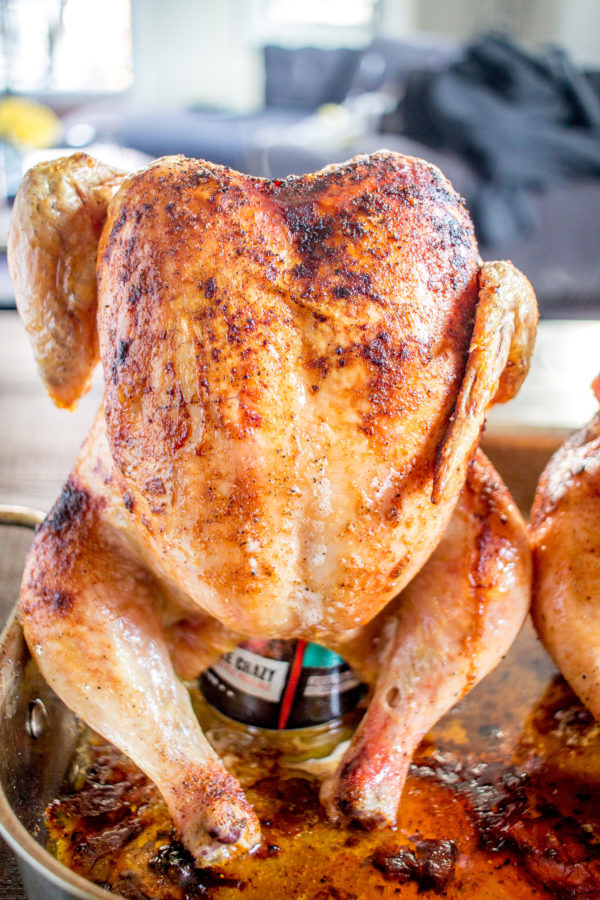 How to Make Beer Can Chicken - An Easy Recipe!