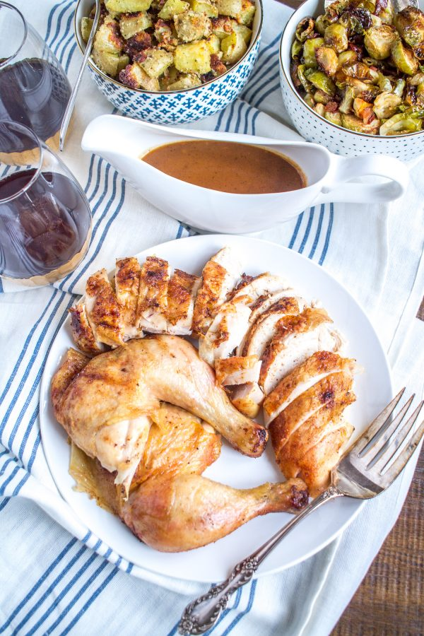 How to make Beer Can Chicken - in the oven or on a grill!