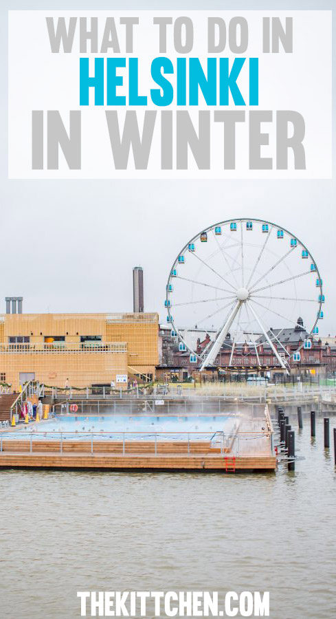 Wondering what to do in Helsinki in winter? Here is my guide of the best things to do in Helsinki during winter.