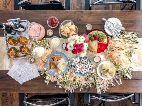 A Royal Wedding Themed Afternoon Tea menu!