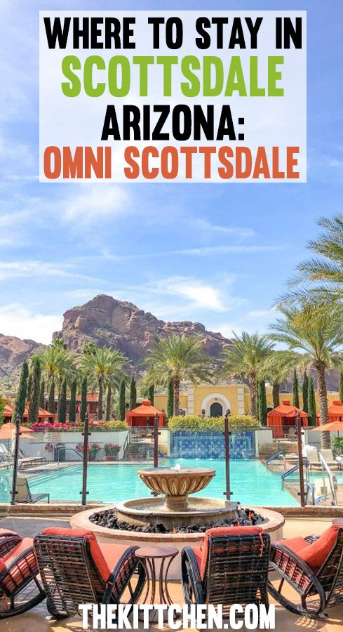 Omni Scottsdale Resort Montelucia - where to stay in Scottsdale