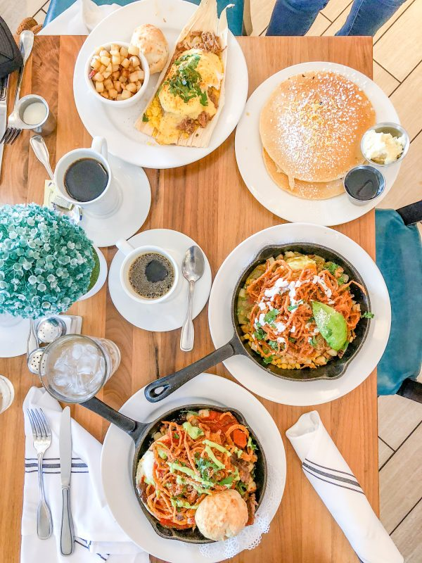 What to do in Scottsdale - brunch at Hash Kitchen
