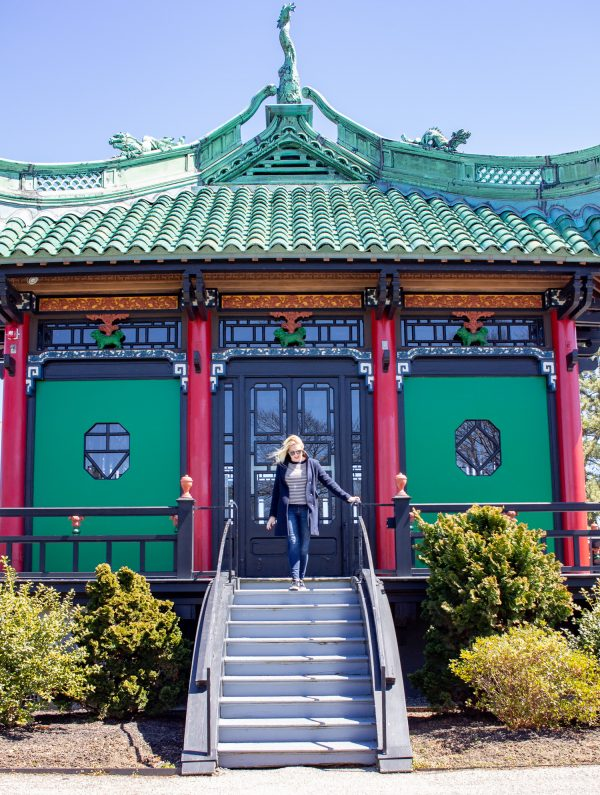 What to do in Newport | Chinese Tea House at The Marble House