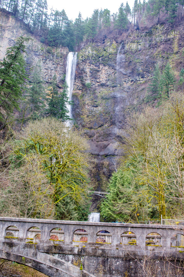 Waterfalls and Wine in Oregon - A Day Trip from Portland, Oregon