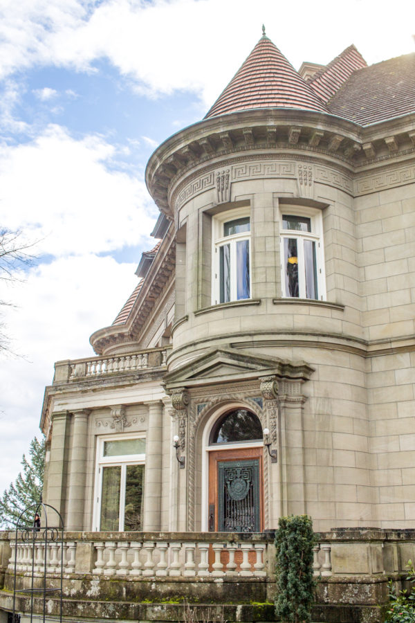 Pittock Mansion, Portland, OR